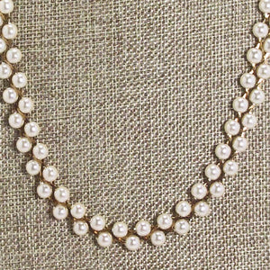 Abia Pearl Beaded Necklace blow up view