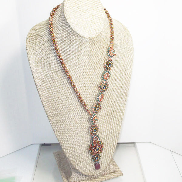 Ellie Beaded Necklace