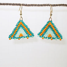Load image into Gallery viewer, Felicia Beaded Earrings relevant view