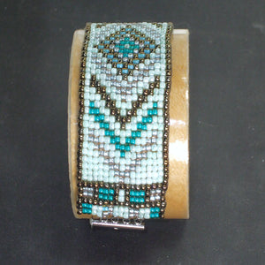 Jewelry by Sande Gene Indian Loom Bracelet