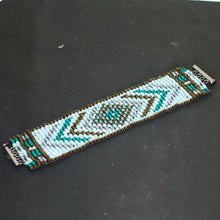Load image into Gallery viewer, Jewelry by Sande Gene Indian Loom Braelet