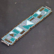 Load image into Gallery viewer, Laynne Loom Bracelet flat view