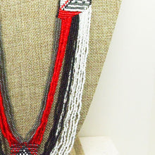 Load image into Gallery viewer, Nairi Native Split Loom Jewelry dangle view