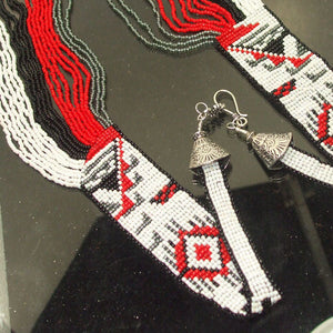 Nairi Native Split Loom Jewelry top view