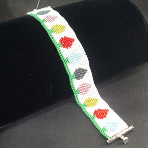 Hachi Christmas Lights Bracelet front relevant view