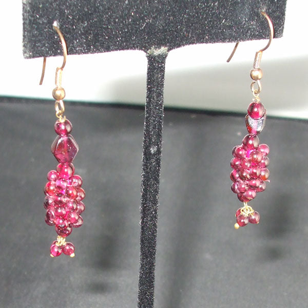 Raanana Beaded Earrings relevant view