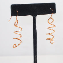 Load image into Gallery viewer, Wakana Geometric Wire Earrings relevant view