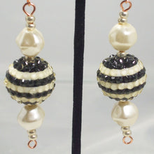Load image into Gallery viewer, Ula Beaded Dangle Earrings close view