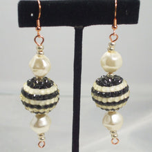 Load image into Gallery viewer, Ula Beaded Dangle Earrings relevant view