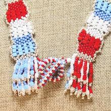 Load image into Gallery viewer, Kaila Seed Bead Necklace