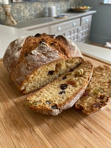 Fruit Soda Bread