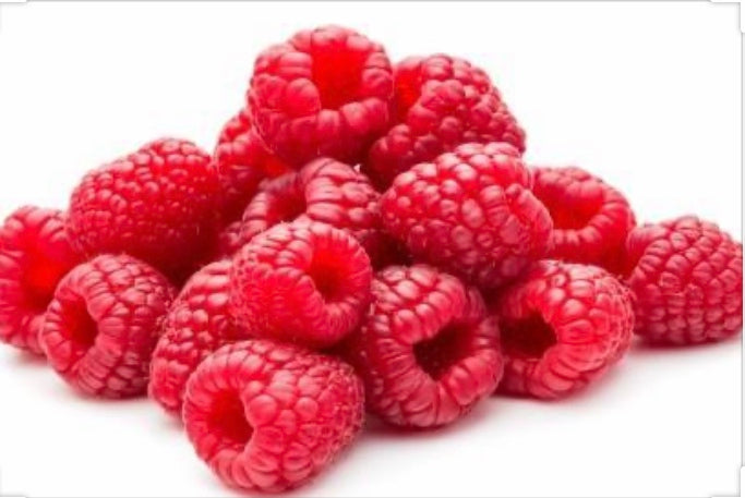 Raspberries 125g punnet