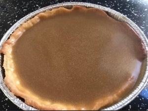 butterscotch Tart from Kayla's Kitchen