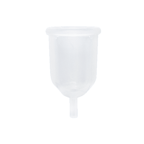 Reusable Menstrual Cup — H+ / Clear