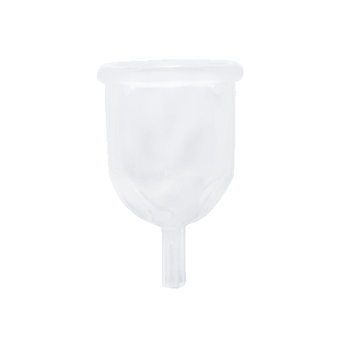 Reusable Menstrual Cup — MB+ / Clear