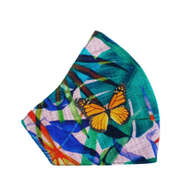 Load image into Gallery viewer, Biodiversity Mask - Maskela Reusable Fashionable Face Masks