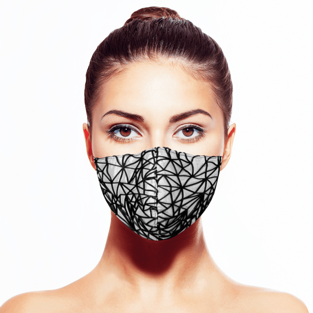 Neoterica Mask by Carol Chen - Maskela Reusable Fashionable Face Masks