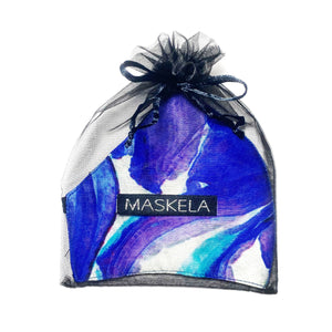 Aurora Silk Mask - Maskela Reusable Fashionable Face Masks