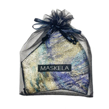 Load image into Gallery viewer, Tranquility Mask* - Maskela Reusable Fashionable Face Masks