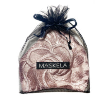 Load image into Gallery viewer, Esmeralda - Lilas - Maskela Reusable Fashionable Face Masks