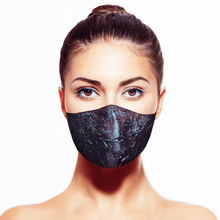 Load image into Gallery viewer, Dark Moonstone Mask* - Maskela Reusable Fashionable Face Masks