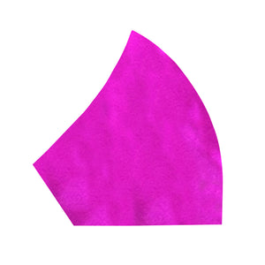 Kids Satin Mask - Fuchsia - Maskela