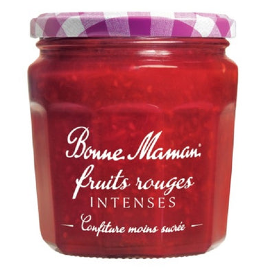 CONFITURE Fruits Rouges Intenses BONNE MAMAN
