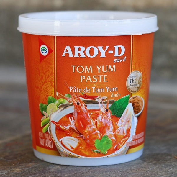 PÂTE  TOM YUM  AROY-D 454g