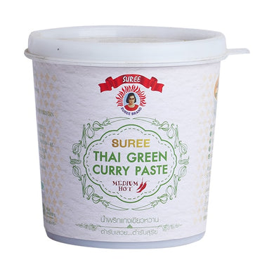 Pate curry verte SUREE