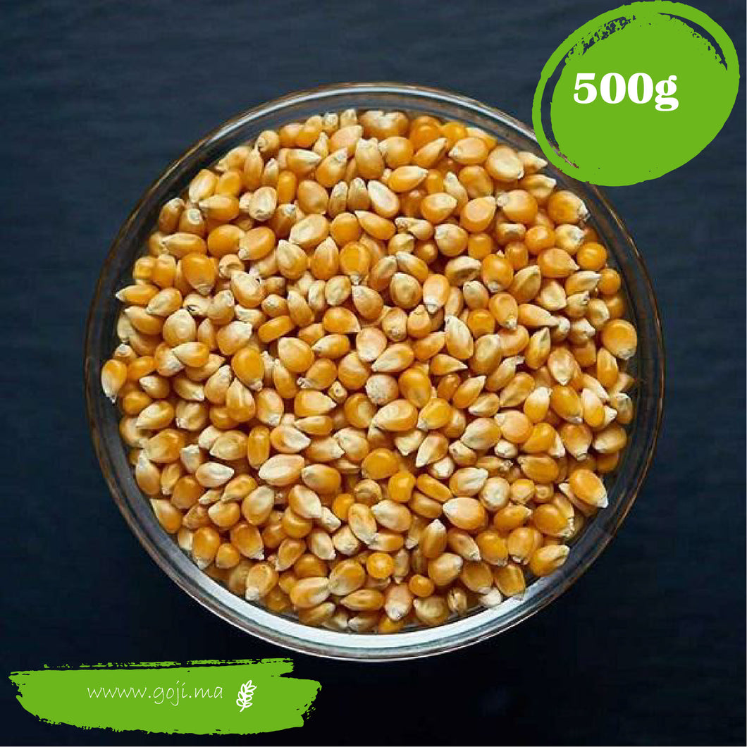 Graines de Pop Corn (حبوب الذرة)