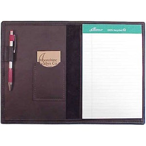"5"" x 8"" Refillable Notepad Journal Cover"