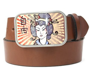 Geisha Buckle