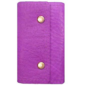 Key Case Purple Vertical