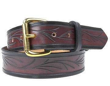 Custom Viney Leather Belt | $71 - $86