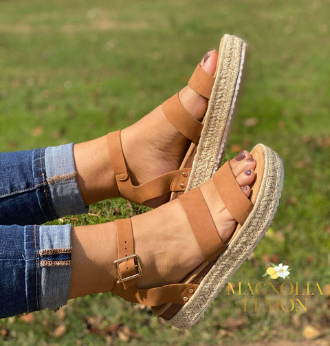 One Step Ahead Sandal