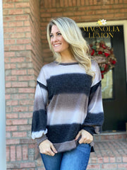 Mocha Latte Love Sweater