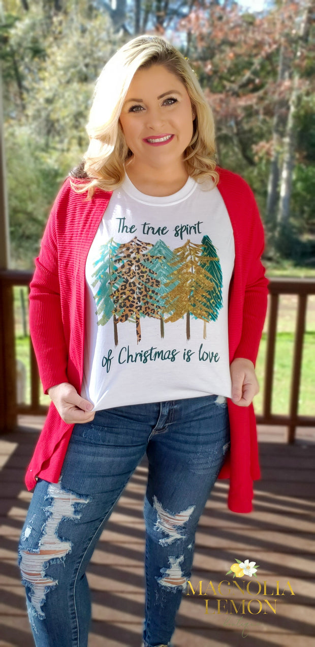 The True Spirit of Christmas Tee