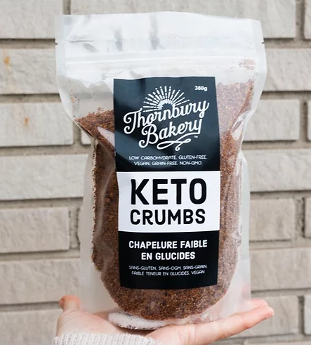 THORNBURY BAKERY - KETO CRUMBS - 380G (4603568422963)