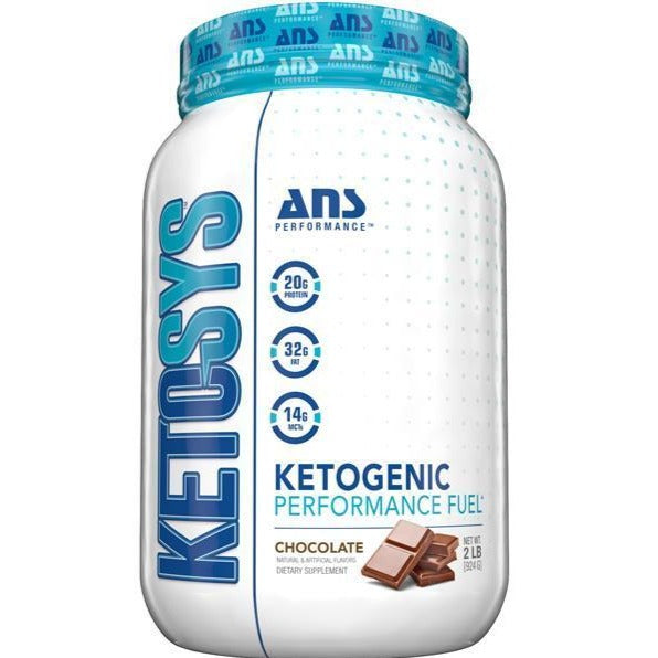 ANS KETOSYS PERFOMANCE FUEL  - CHOCOLATE 924G (4610820866099)