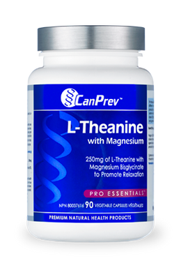 CANPREV - L-THEANINE - 90 CPS (4604506013747)