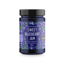 Load image into Gallery viewer, GOOD GOOD SWEET BLUEBERRY SPREAD - 300ML (4610861498419)
