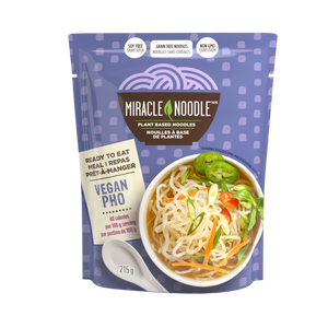MIRACLE NOODLE KITCHEN - VEGAN PHO - 215G (4603594309683)