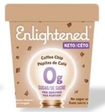 Load image into Gallery viewer, ENLIGHTENED KETO ICE CREAM - COFFEE CHIP - 473ML