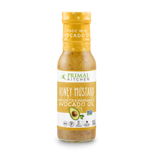 Load image into Gallery viewer, PRIMAL KITCHEN - HONEY MUSTARD VINAIGRETTE - 237ML (4610725216307)