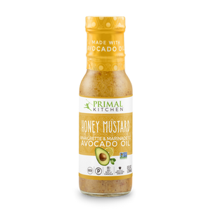PRIMAL KITCHEN - HONEY MUSTARD VINAIGRETTE - 237ML (4610725216307)