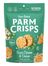 Load image into Gallery viewer, PARM CRISPS SOUR CREAM AND ONION - 50G (4651976556595)