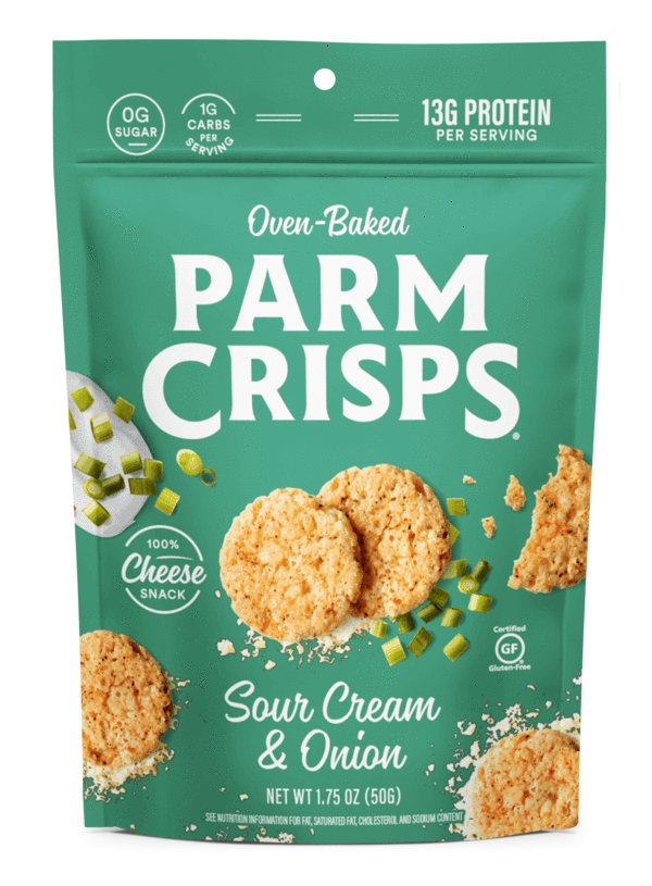 PARM CRISPS SOUR CREAM AND ONION - 50G (4651976556595)