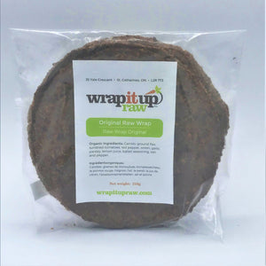 WRAP IT UP RAW - SMALL -210G (4619838914611)