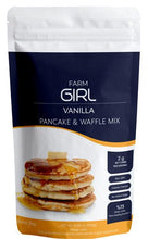 Load image into Gallery viewer, FARM GIRL - PANCAKE AND WAFFLE MIX - 300G (4617159278643)