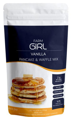 FARM GIRL - PANCAKE AND WAFFLE MIX - 300G (4617159278643)